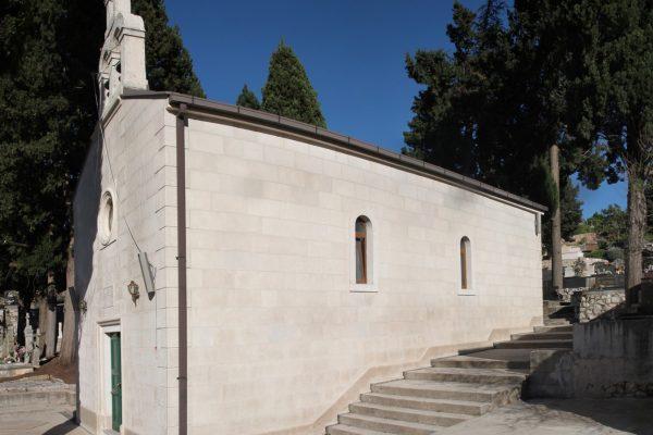 1. Crkva svetoga Roka