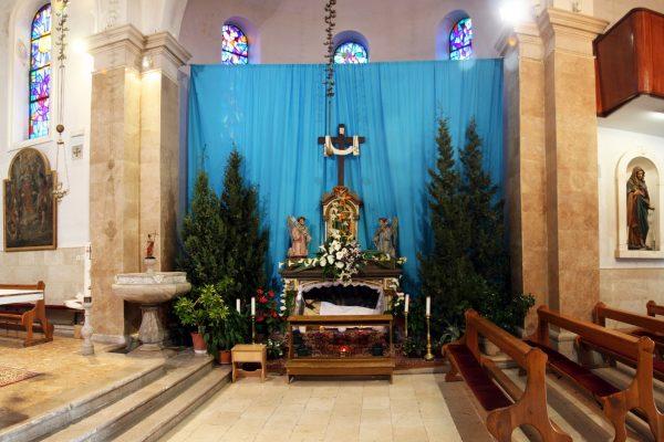 6. Isusov grob
