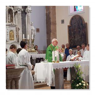 Svečano misno slavlje s novim župnikom don Antom Antunovićem