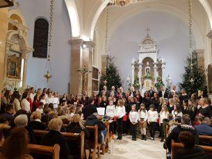 Tradicionalni koncert župnih zborova