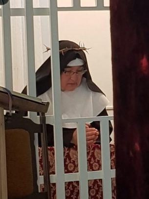 S. Marija Josipa od Presvetoga Lica Isusova (Stanka Bjeliš) položila je svečane zavjete